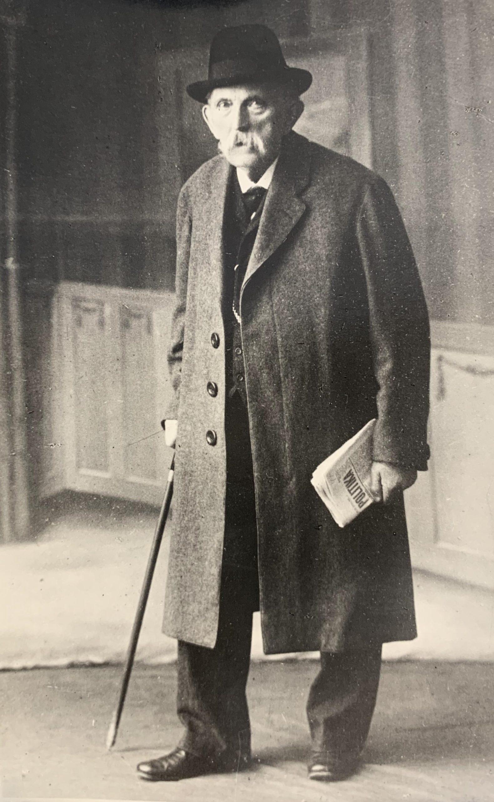 Jiráskův učitel K.Janků