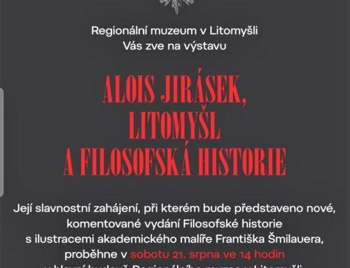 Jiráskovská výstava vLitomyšli