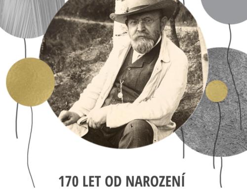 170 let od Jiráskova narození