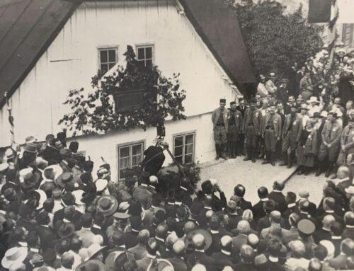"Revue 8/2021 ""Jiráskovy oslavy vroce 1921"""